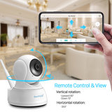 Benholt WiFi Indoor Security Camera 2MP (510B) Baby Monitor_